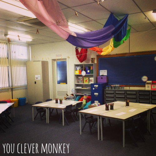 Classroom Ready! Tips for organising your classroom for the start of the new school year. Visit youclevermonkey.com for more