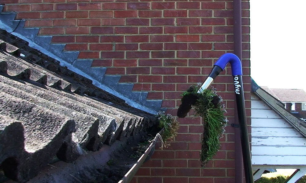 House gutter cleaning service carport costco