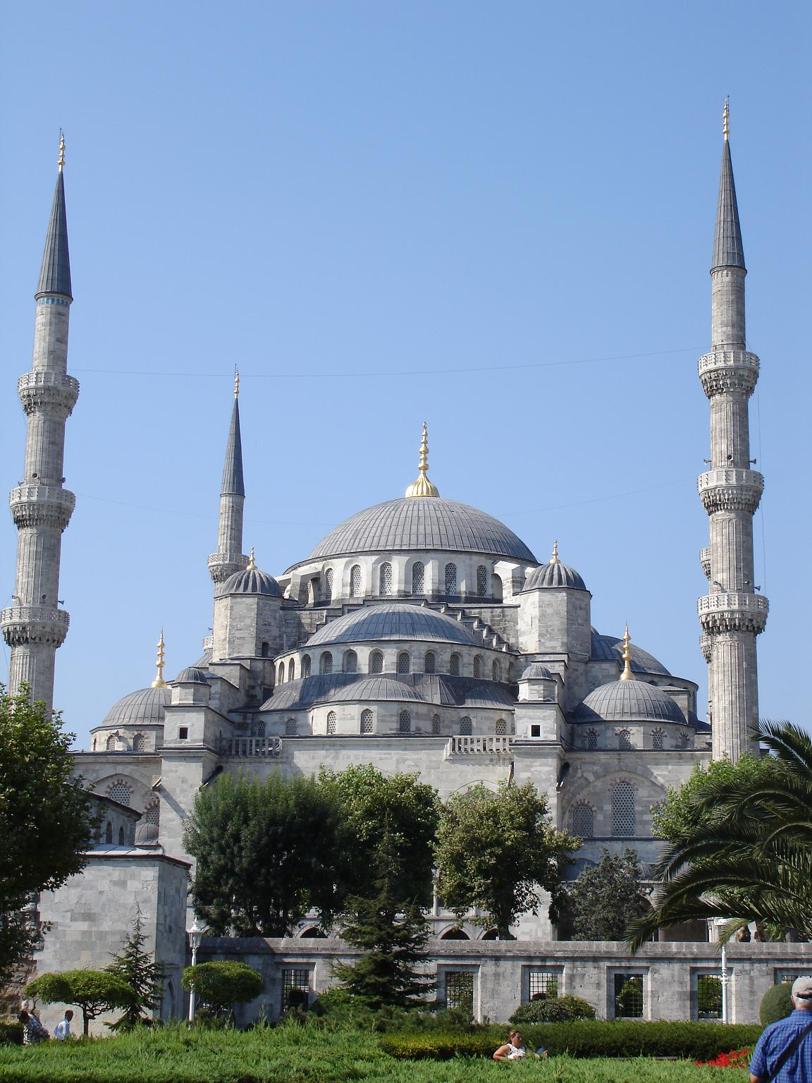 Sultan Ahmed Blue Mosque Wallpapers