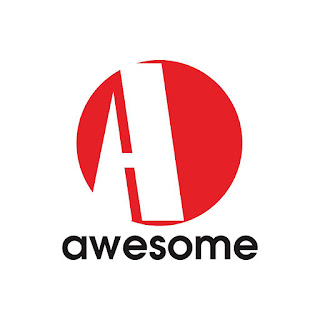 Awesome Logo Free Download Vector CDR, AI, EPS and PNG Formats