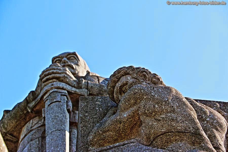 Statue Fürst Otto von Bismarck
