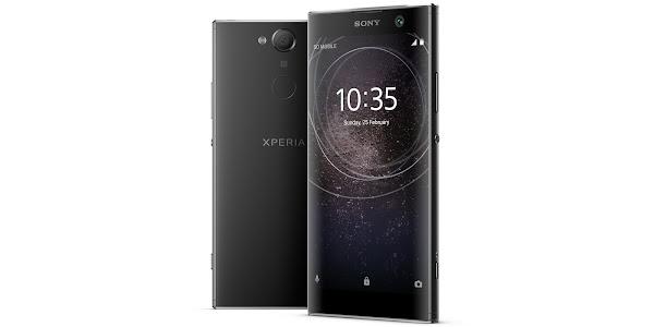 Sony Xperia XA2 (black)