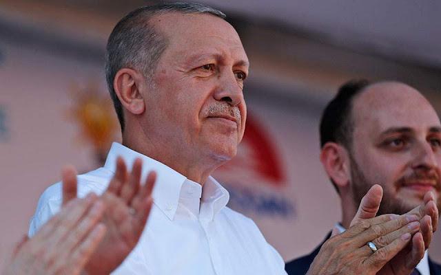 Ερντογάν, ο πραγματικός ηγέτης των Αλβανών της ΠΓΔΜ