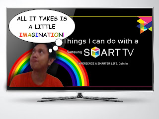 What Else Can I Do With A Samsung SMART TV? | Journey of No FERA