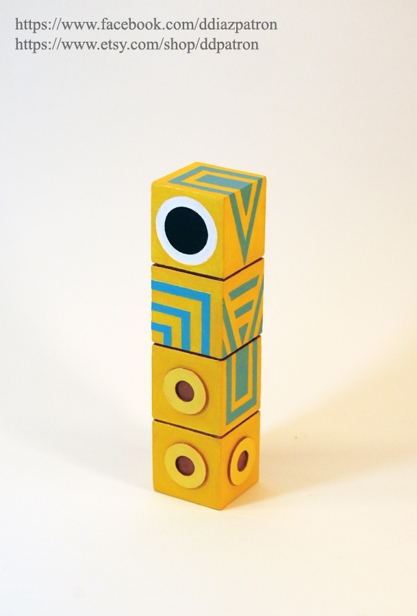 https://ddpatron.deviantart.com/art/Baby-Totem-Monument-Valley-Game-figure-493117697