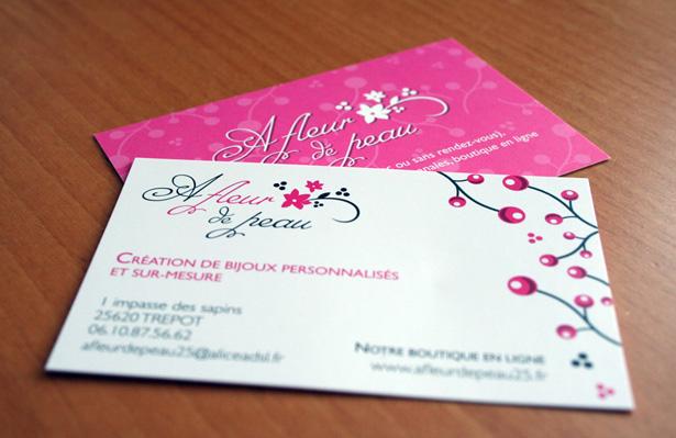 Creative Business Card Sample