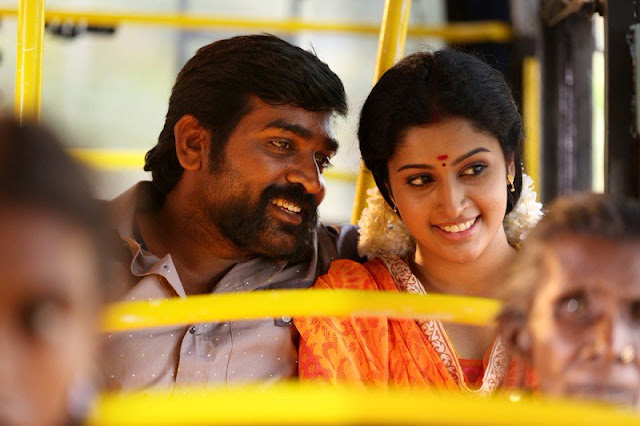 Vijay Sethupathi's Karuppan Tamil Movie New Stills