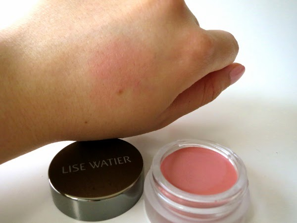Lise Watier Rivages Summer 2015 Collection Blush Fondant Supreme