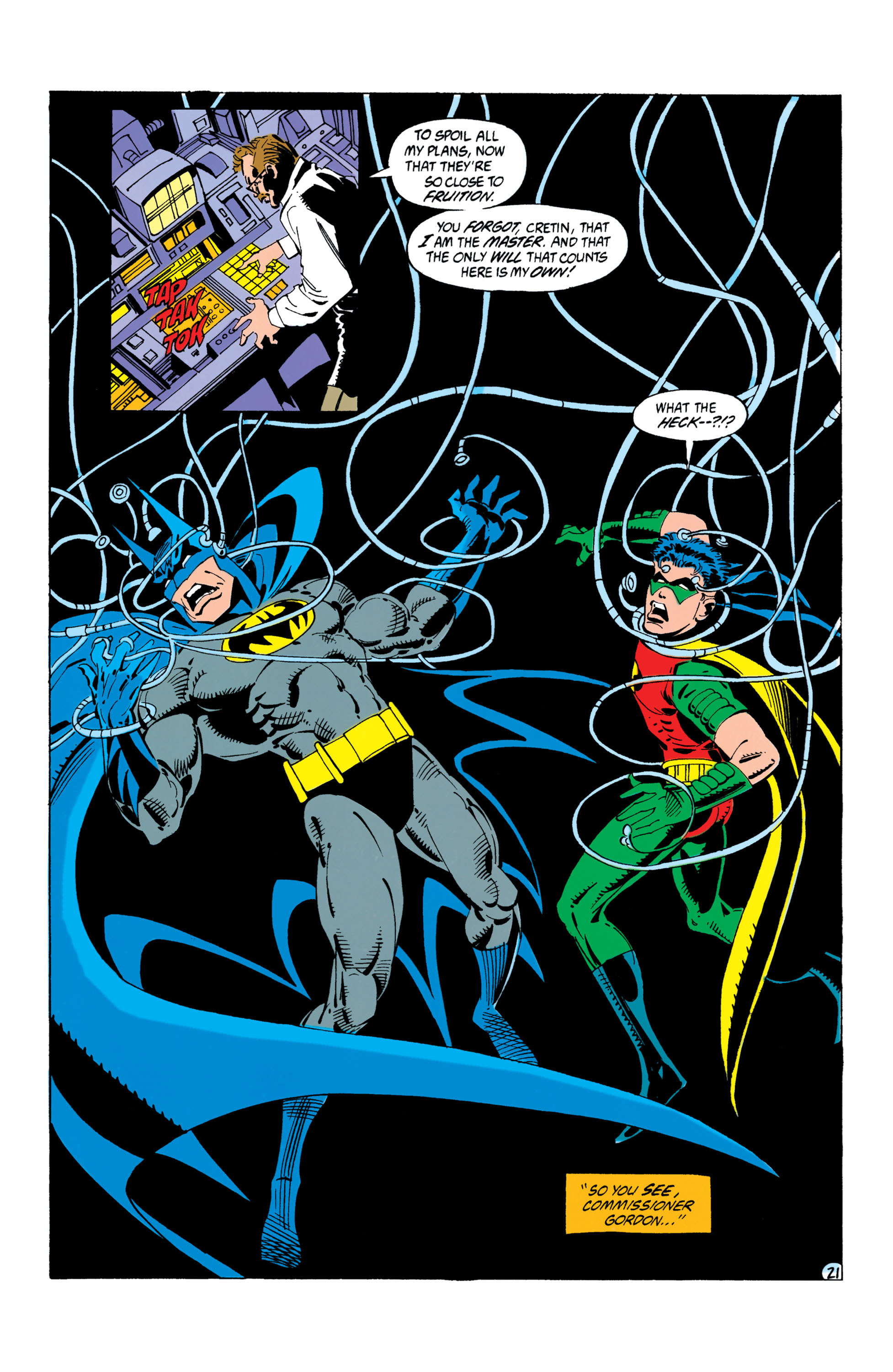 Detective Comics (1937) 636 Page 20