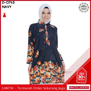 MNF331B135 Baju Muslim Wanita 2019 D 0743 Busui 2019 BMGShop