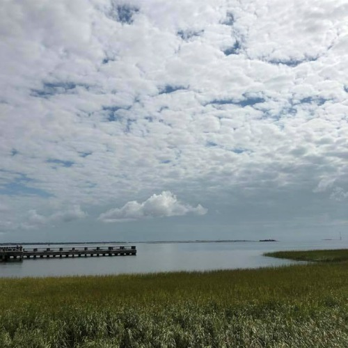 Charleston SC dock