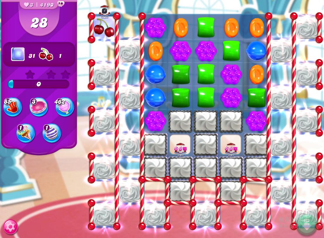 Candy Crush Saga level 4190