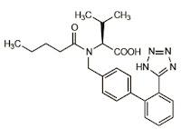 Valsartan menghasilkan antagonisme eksklusif terhadap angiotensin II  Valsartan