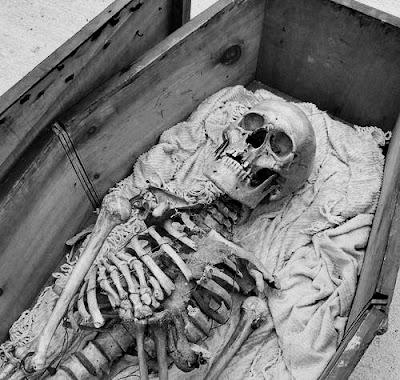 Post Mortem, Esqueletização, Cadáver, Esqueleto