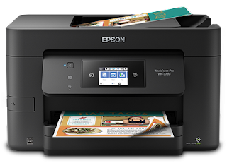 Epson WorkForce WF-3720 Driver Download