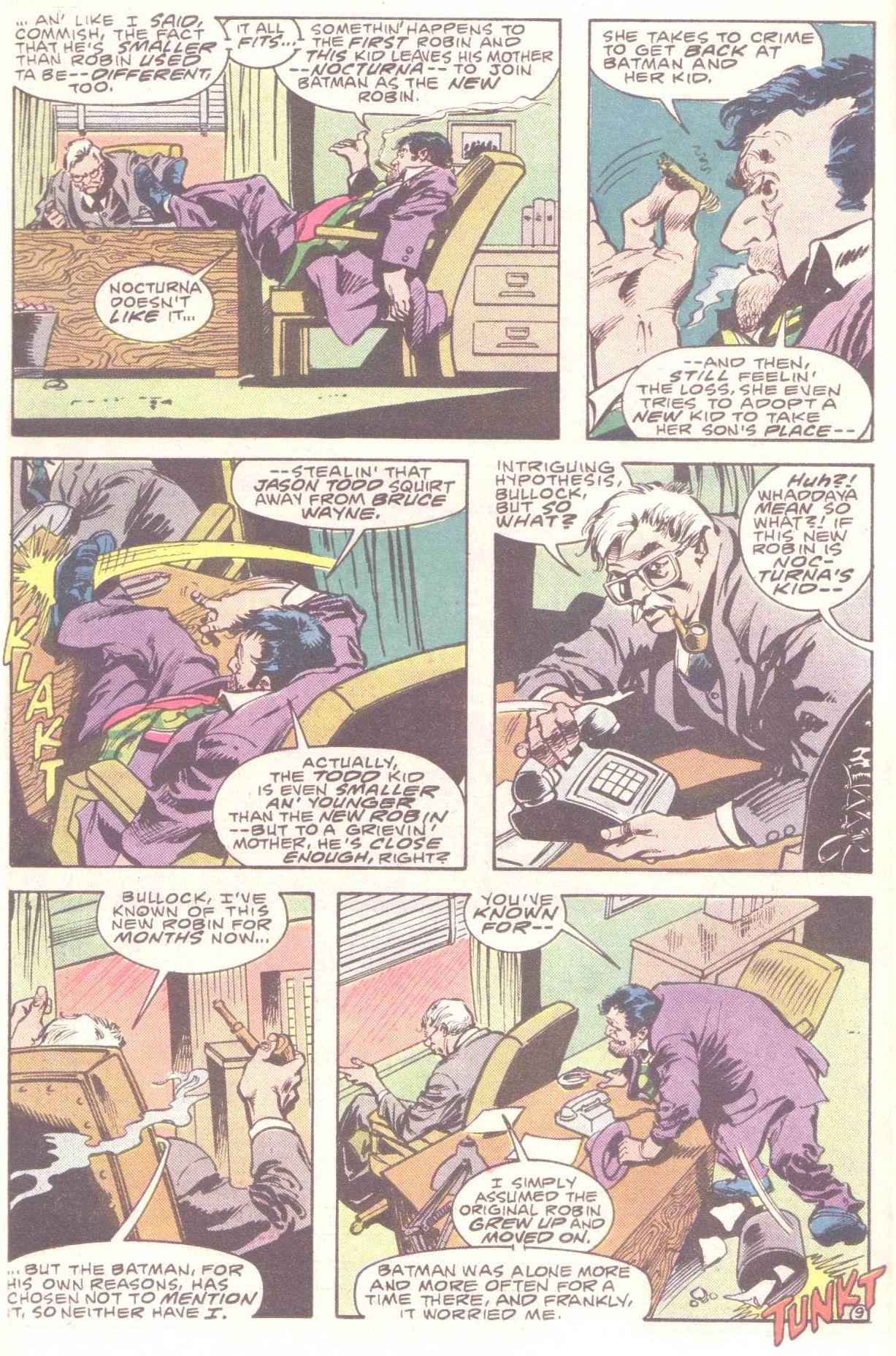 Detective Comics (1937) 556 Page 13