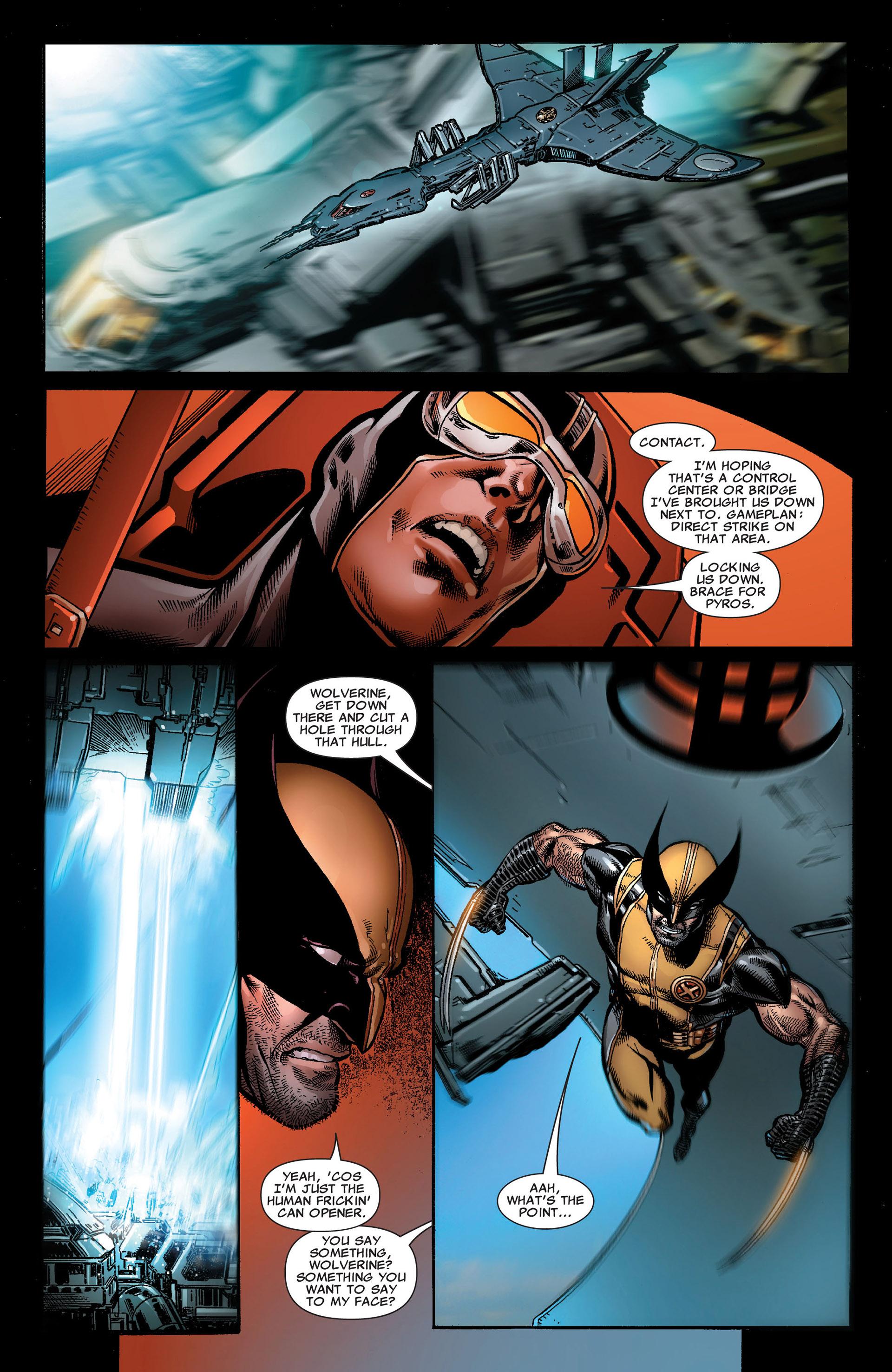 Read online Astonishing X-Men (2004) comic -  Issue #33 - 17