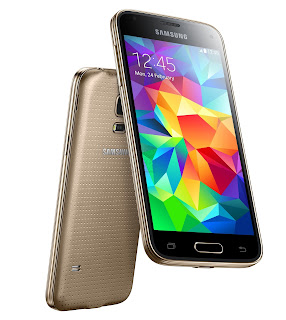 Мобильный телефон Samsung SM-G800H Galaxy S5 mini DS Gold