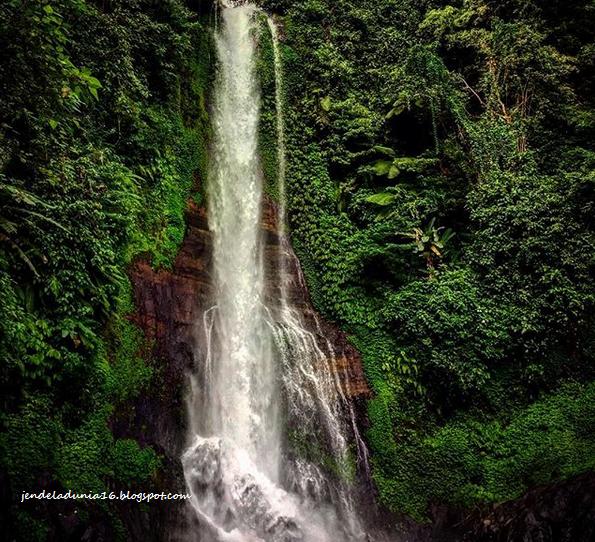 Air Terjun Gitgit, Wisata Pemandian Alam Yang Akan Bikin Kamu Gregetan Akan Pesona Alamnya