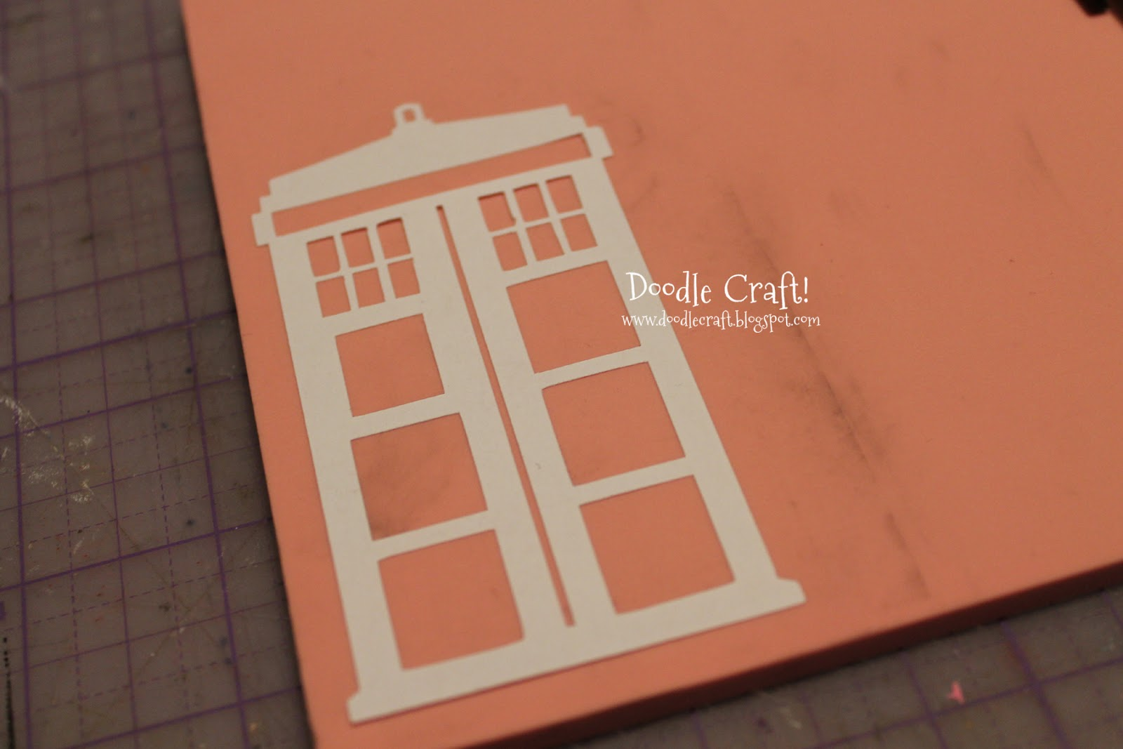 doodlecraft custom rubber stamps my tardis. Black Bedroom Furniture Sets. Home Design Ideas