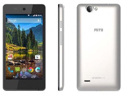 Spesifikasi dan Harga Mito Impact A10, Ponsel Android Lollipop Satu Jutaan
