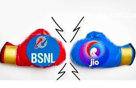 BSNL Beats Jio