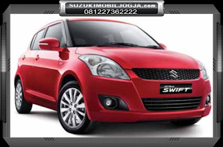 New Swift warna Merah