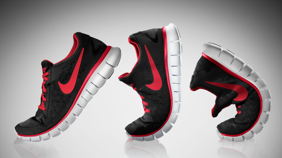 watch a0549 754a3 Running Solutions: Comparing Running Barefoot Versus Nike ...