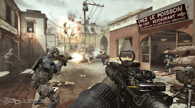 Screenshots Call of Duty: Modern Warfare 3 Wii