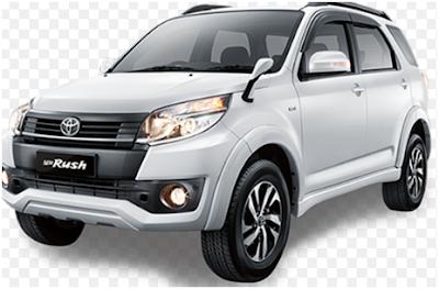 Mobil Toyota Rush G MT Terbaru