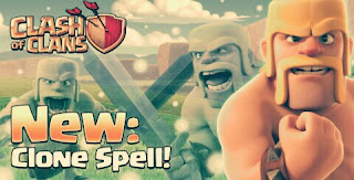 Spell baru Clone spell