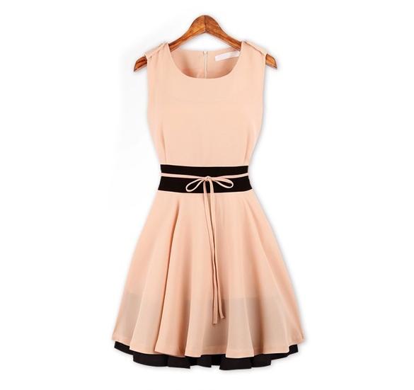 Vestido corto y elegante para el verano. | Vestidos baratos online.
