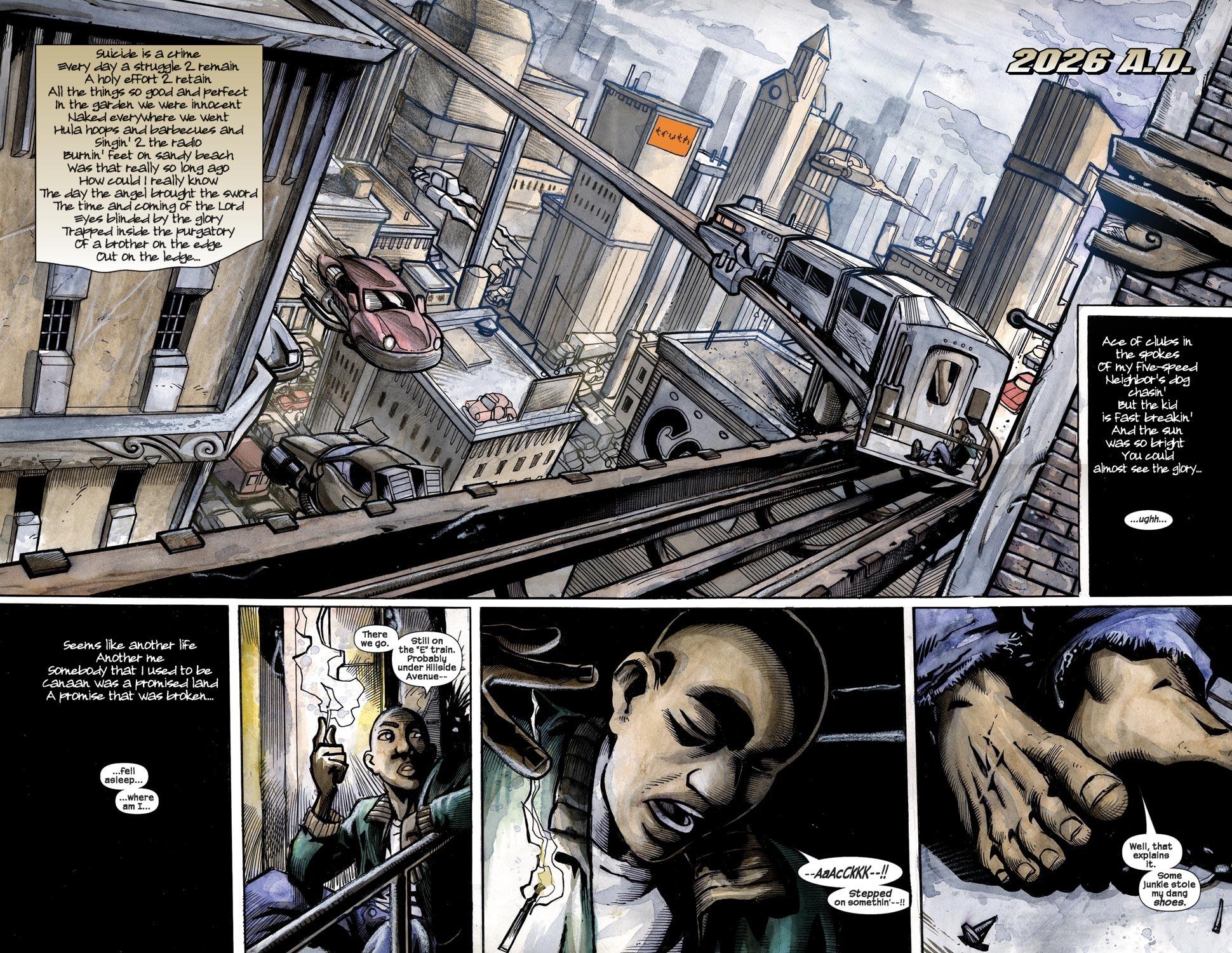 Thor (1998) Issue #59 #60 - English 6