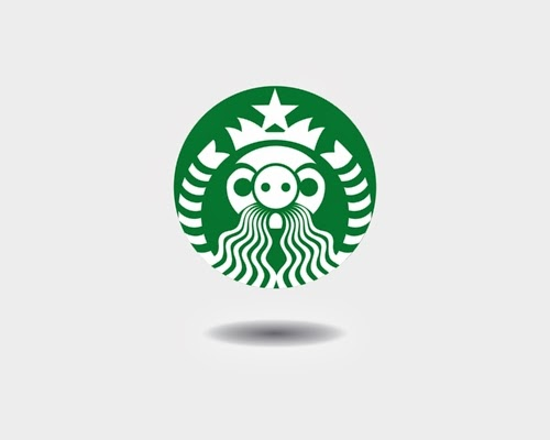 03-Yakushev-Grigory-Group-Photo-Angry-Birds-Mashup-Chrome-Starbucks-Apple-Pepsi-Twitter-Pringles-Nike-Adidas-www-designstack-co