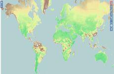 ClimateEx: el cambio climático global en un mapa online interactivo