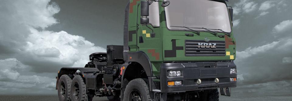 Сідельний тягач КрАЗ-6510ТЕ прийнято на озброєння ЗСУ