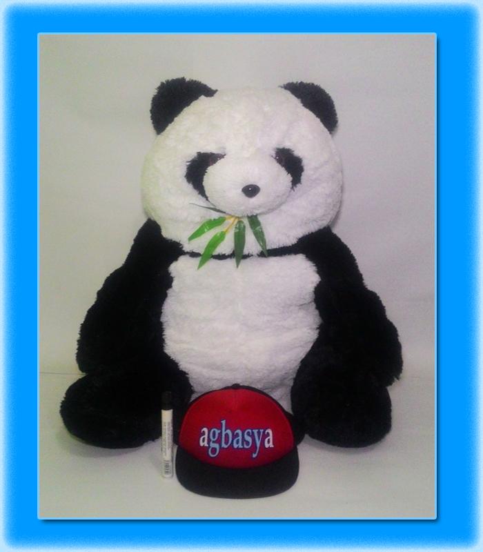 Boneka Panda Bambu Jumbo