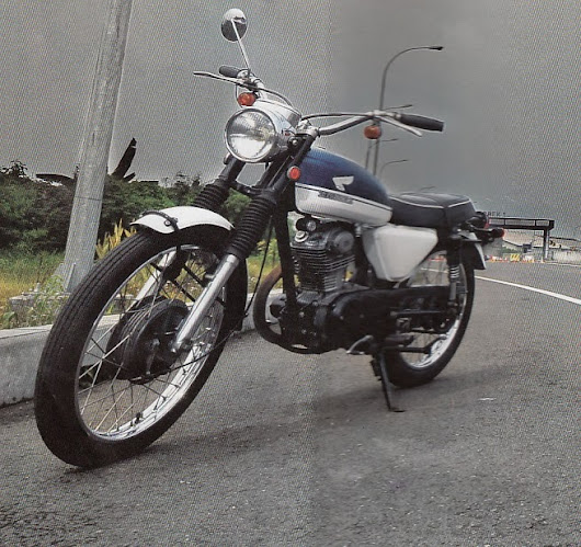 Free wallpaper blog: Honda CB modifikasi