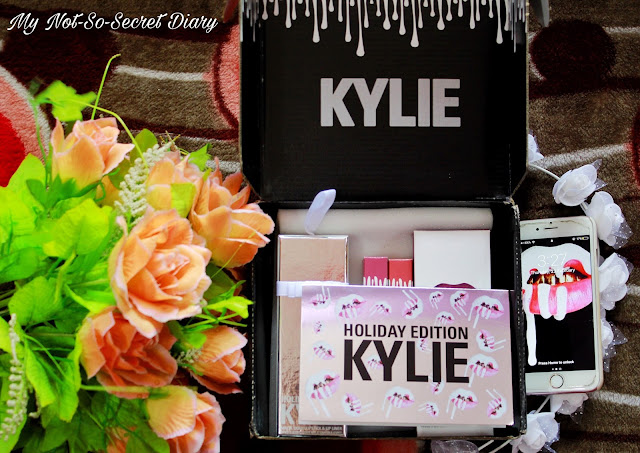 Shopping At Kylie Cosmetics From India : Experience And Review
