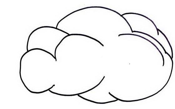 COLOREA TUS DIBUJOS: Nubes Para Colorear Y Pintar