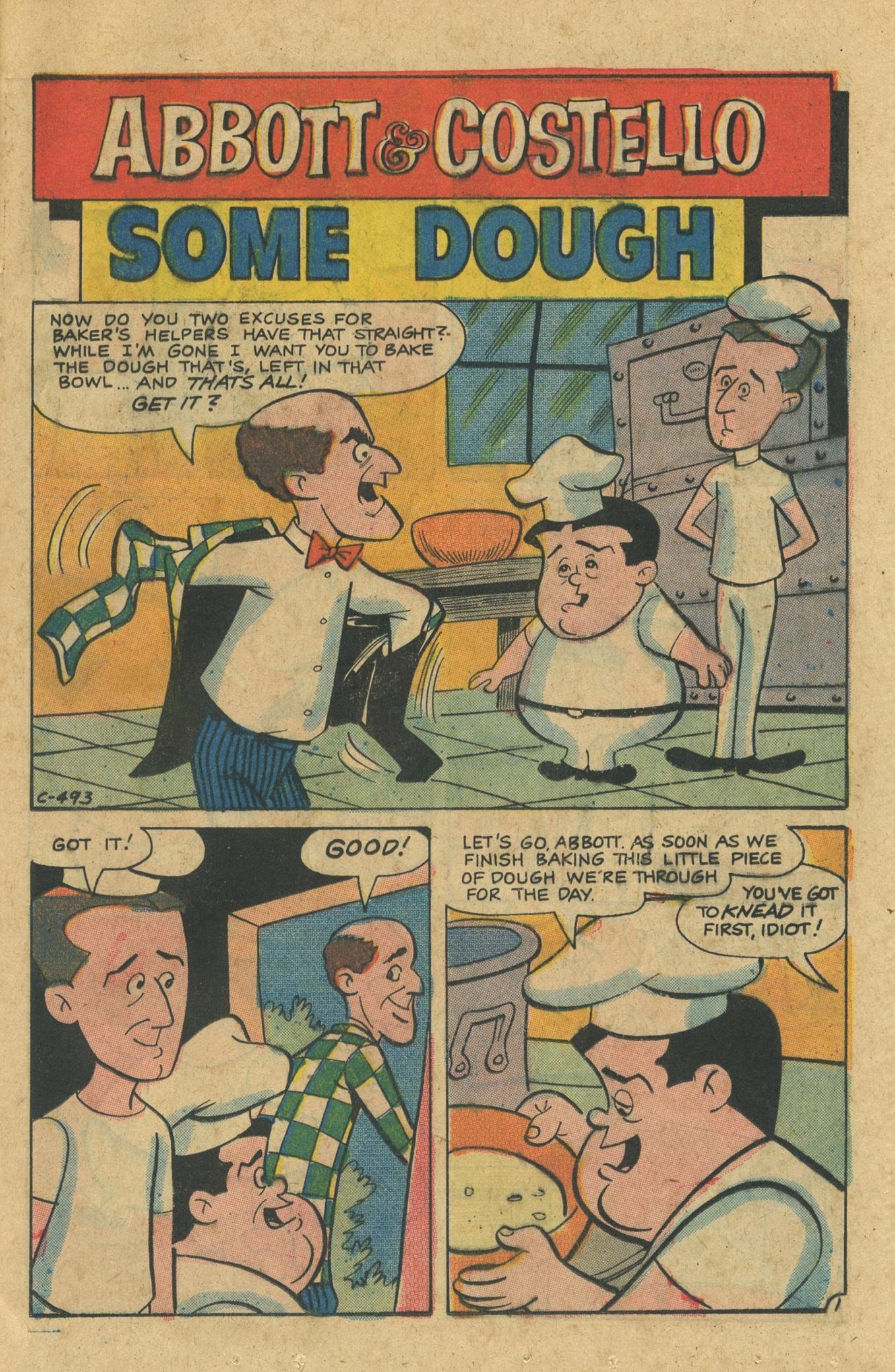 Abbott & Costello issue 13 - Page 17