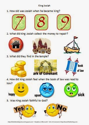 Bible Fun For Kids Old Testament Bible People Worksheets