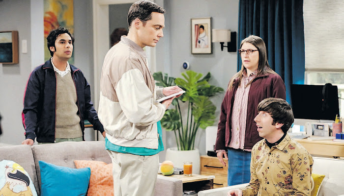 Grande final de 'Big Bang Theory' emociona elenco