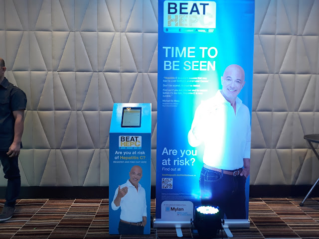 November 8, 2018 at the Discovery Suites in Pasig, the BEATHepC (Become Educated, Aware, Tested &Treated)