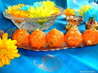 images of Motichoor Ladoo Recipe / Motichur Ke Laddu / Motichoor Laddu Recipe - How to make Motichoor Ladoo.