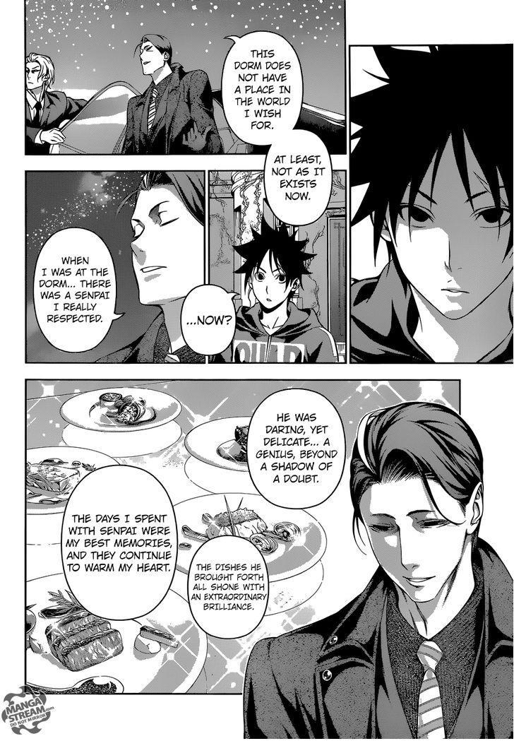 Shokugeki no Soma - Chapter 193