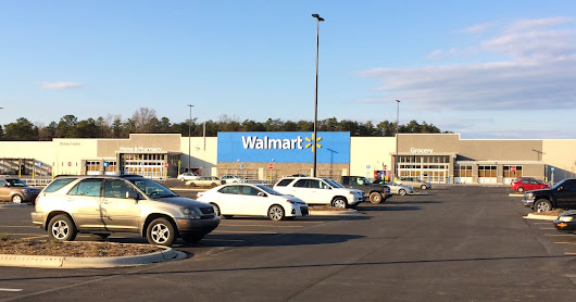 Grand Opening of Walmart in King, NC