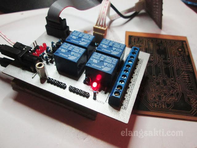 Mendeteksi Aktivitas Mesin Produksi dengan Sensor Arus ACS712 dan Arduino