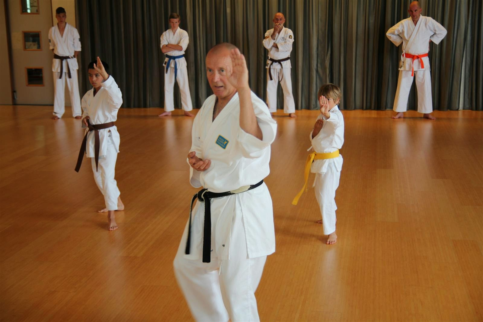 De Mix Budo: Trainingsweekend met Thomas Tössbrant