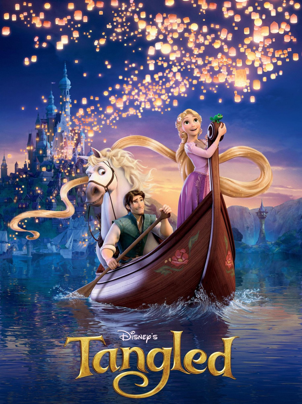 Review Tangled Disney Part I Introduction Rapunzel S Session